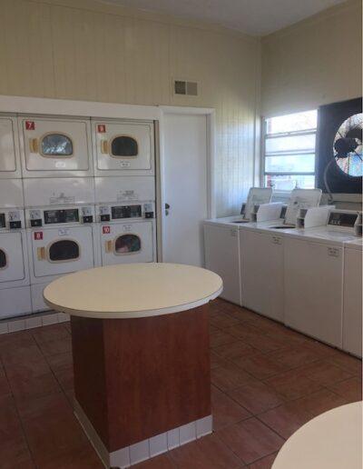 Valencia Way laundry room